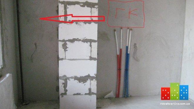 Перенос газового котла в частном доме