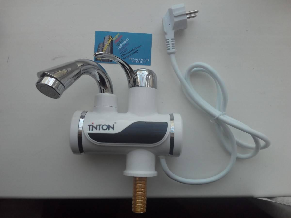 Как выбрать проточный электрический водонагреватель на кран: на что смотреть перед покупкой?