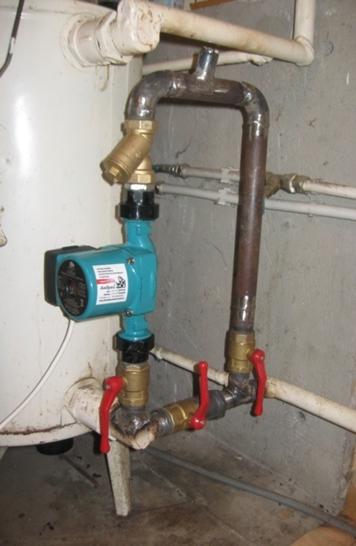 Установка циркуляционного насоса или модернизируем систему отопления   отопление дома своими руками  установка циркуляционного насоса или модернизируем систему отопления - отопление дома своими руками