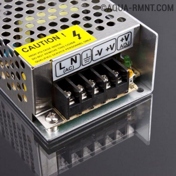 Кабель для светодиодной ленты: как рассчитать сечение кабеля и допустимое напряжение