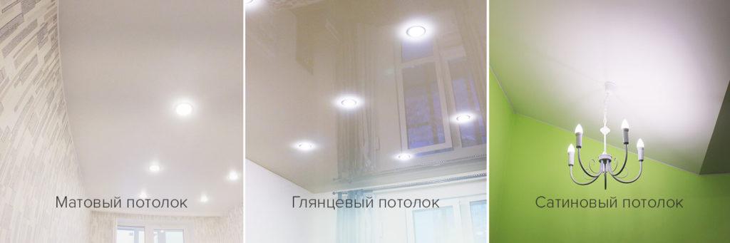 Натяжные потолки на кухне:особенности выбора, дизайна и монтажа