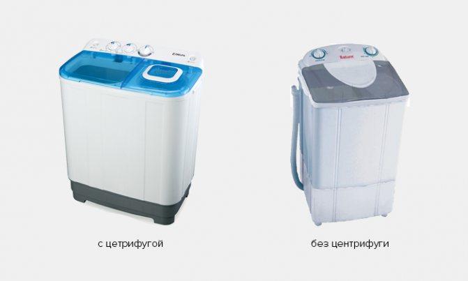 Виды стиральных машинок — описание всех видов