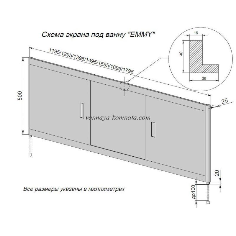 Экраны для ванной — типы устройства раздвижных и цельных конструкций