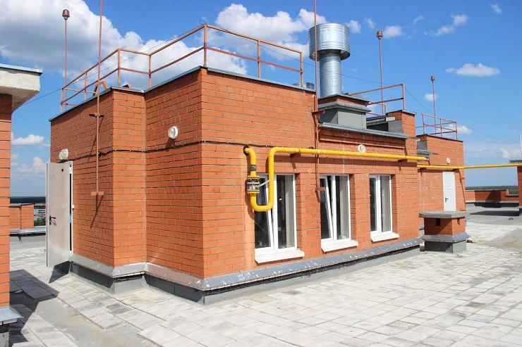 Требования пожарной безопасности к газовым котельным: правила обустройства помещений под газовое оборудование