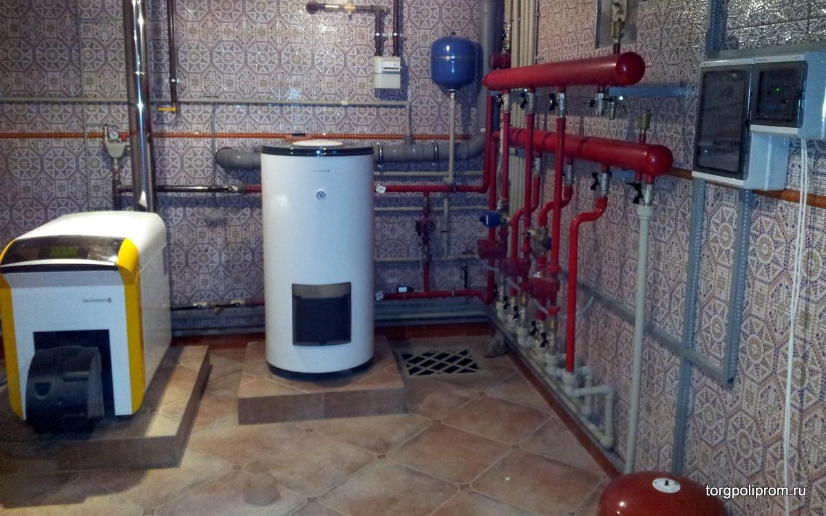 Пожалуй, самое важное в любом доме: отопление, водоснабжение, канализация и их обслуживание