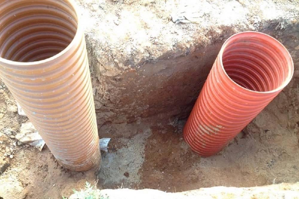 Правильное устройство канализации в частном доме: уклон трубы, смотровой колодец, системы очистки сточных вод