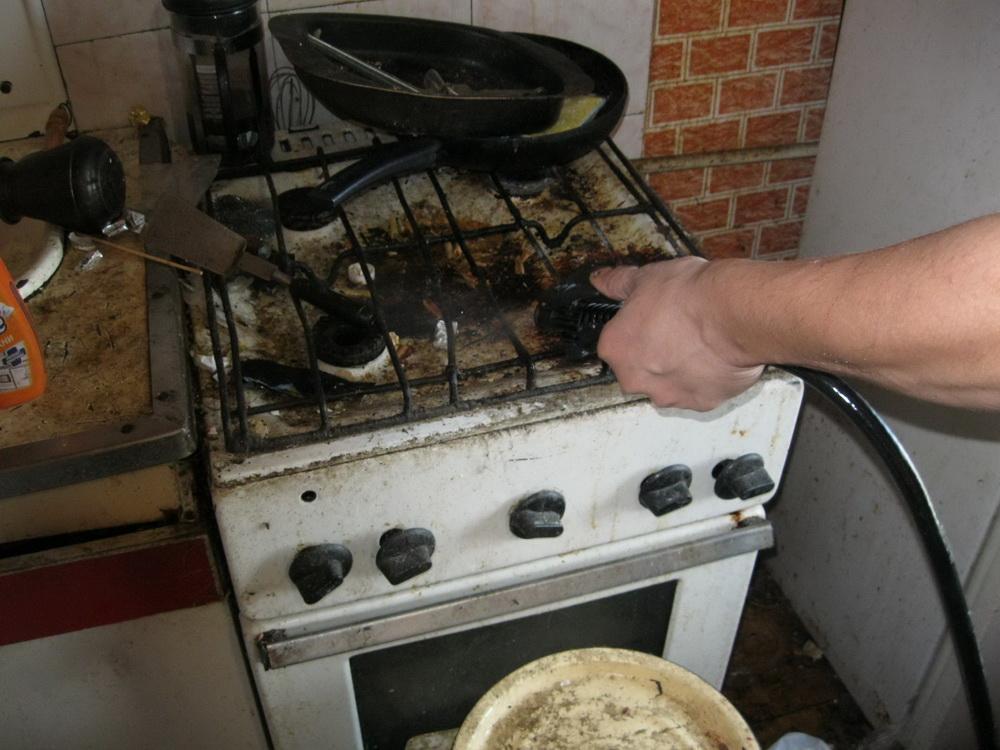 Куда деть старую газовую плиту