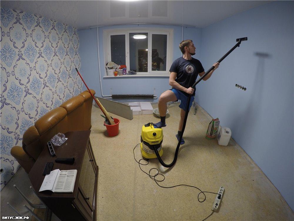 Колхозный ремонт квартиры — как не сделать ошибки, фото