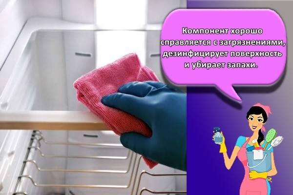 Как правильно помыть холодильник: хозяйке на заметку
