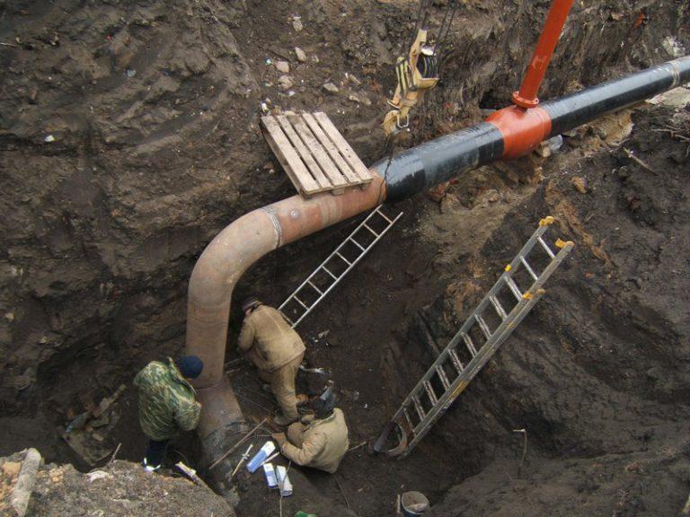 Глубина прокладки газопровода к частному дому – прокладка газопровода к частному дому: методы, оборудование, требования