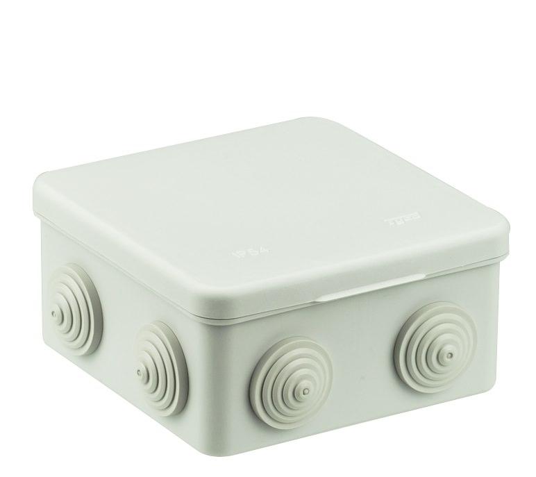 Распределительные коробки для электропроводки - размеры и цена, монтаж и соединение своими руками