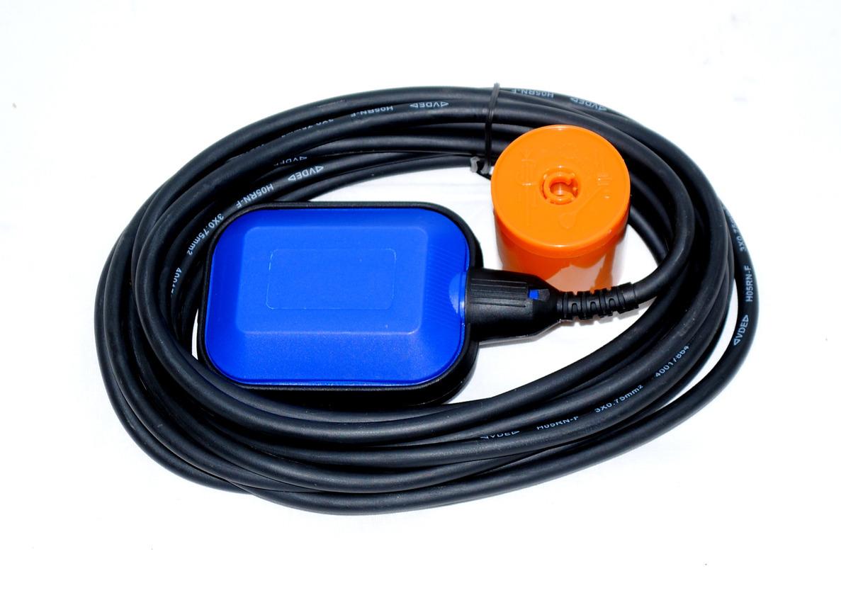 Как работает поплавковый выключатель для электронасосов