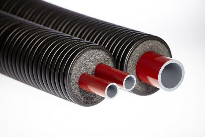 Какой выбрать утеплитель для канализационных труб?