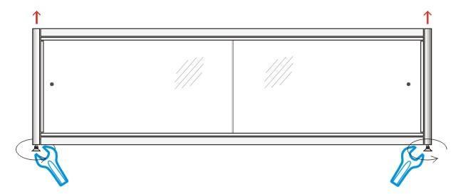 Как выбрать экран под ванну? советы и рекомендации