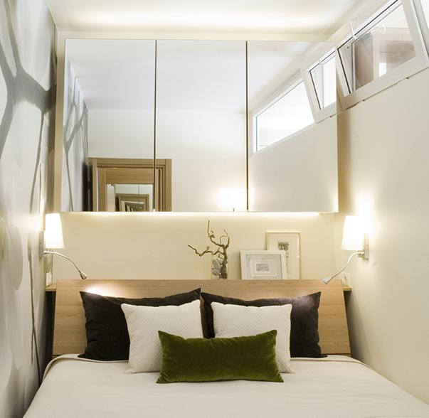 Как визуально увеличить комнату: 18 идей и способов