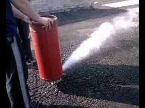 Где слить конденсат из газового баллона