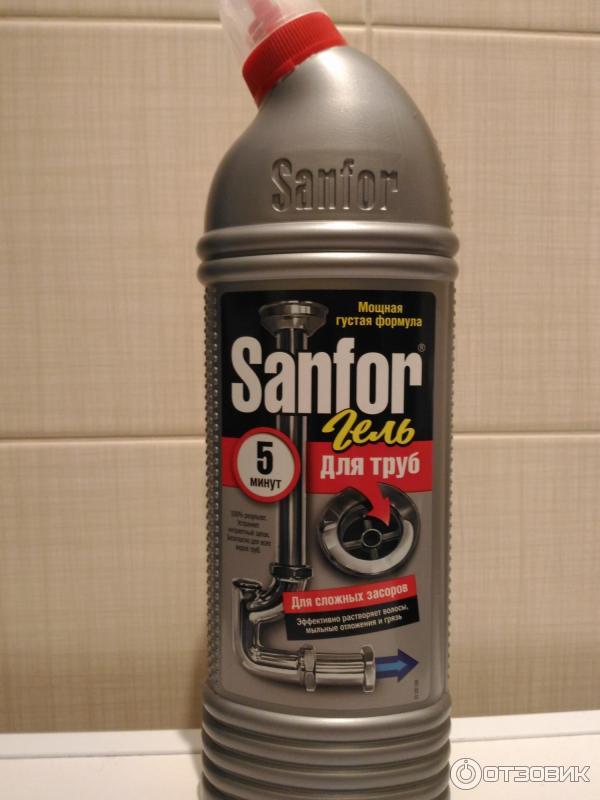 Какое средство для прочистки канализационных труб лучше выбрать - обзор