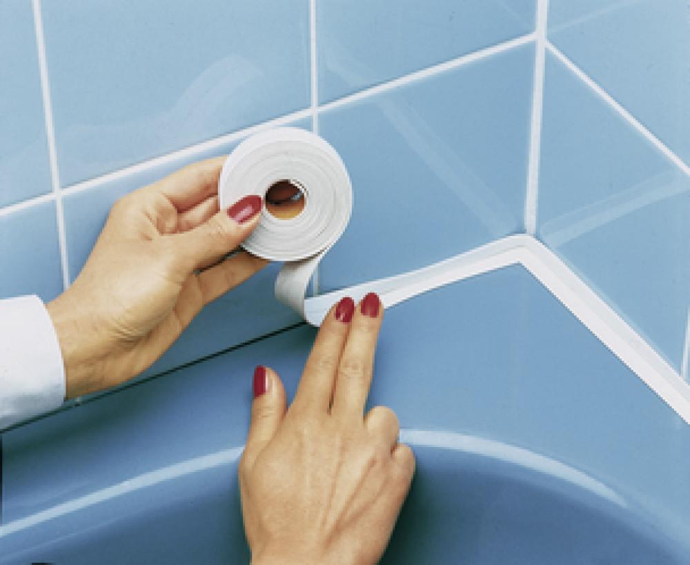 Бордюр для ванной: эстетичный способ устранения ненужных зазоров