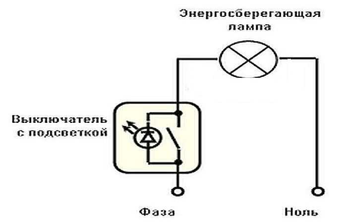 Как правильно подключить своими руками светодиодный выключатель – пошаговая инструкция