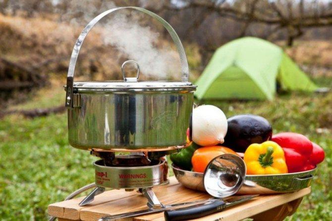 Как обогреть палатку: способы и советы