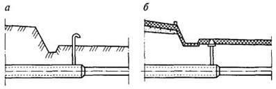 Контрольная трубка на газопроводе - искра газ