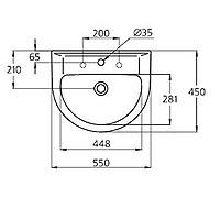 Встроенная раковина — особенности монтажа в столешницу, преимущества, недостатки и оптимальные сочетания с интерьером (105 фото и видео)