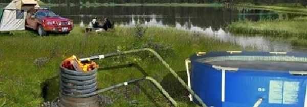 Как подогреть бассейн на даче: 8 способов нагреть воду в бассейне на даче