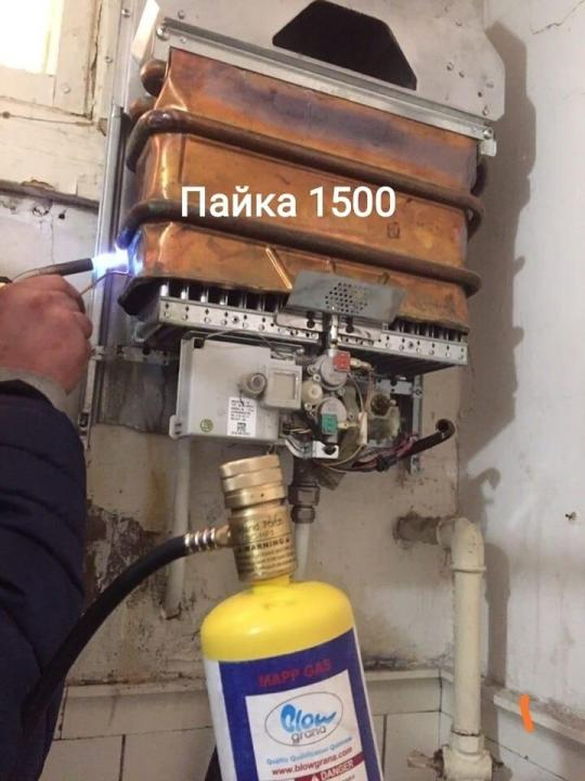 Ремонт газовых колонок своими руками – пошаговая инструкция по ремонтным и профилактическим работам