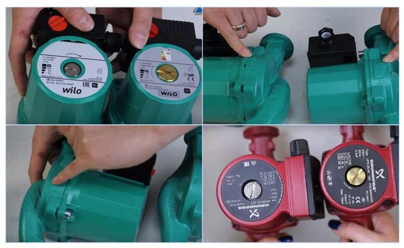 Выбираем циркуляционный насос для отопления: на что обратить внимание?