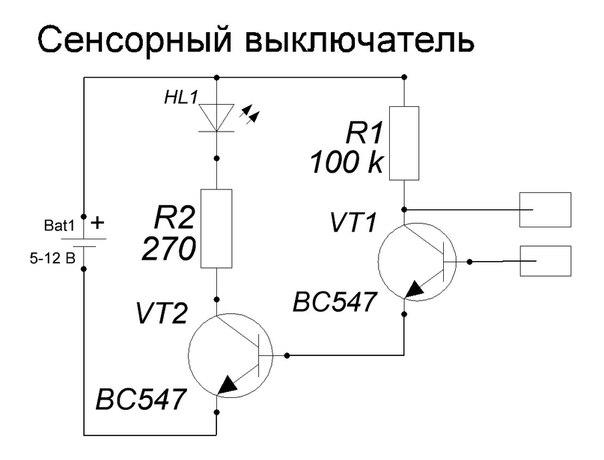О сенсорном выключателе: своими руками устанавливаем и ремонтируем изделие