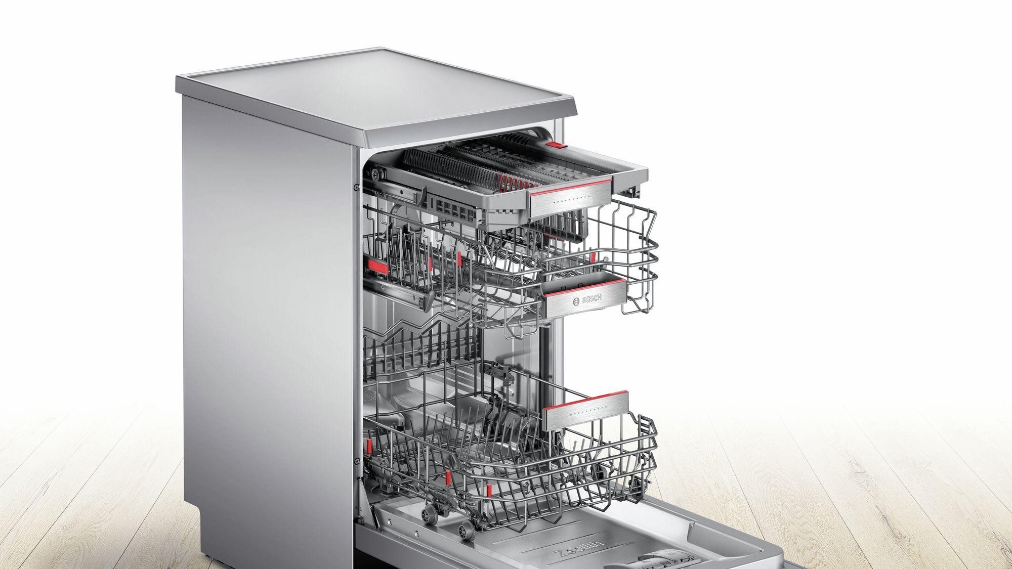 Топ-10 лучших посудомоечных машин bosch