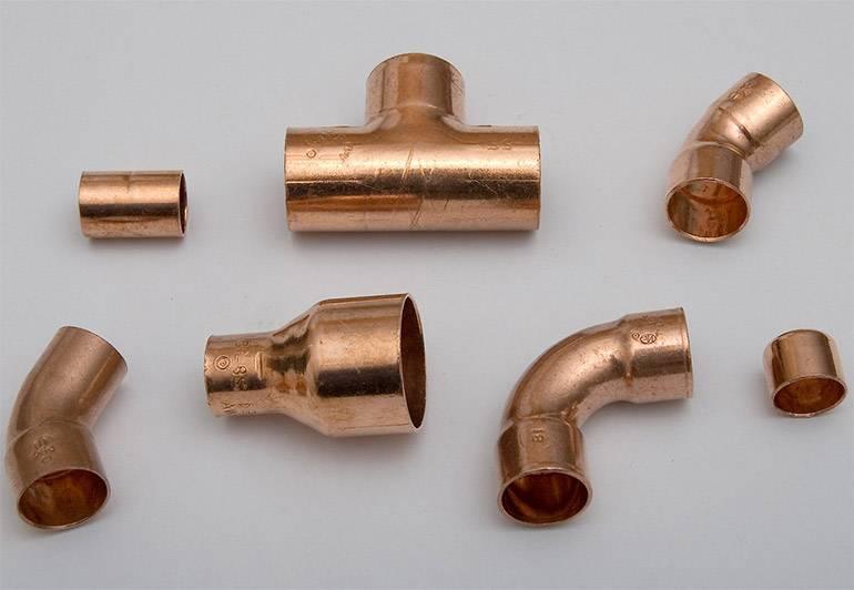Как правильно сделать монтаж медных труб – советы мастера