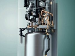 Бойлер для одноконтурного газового котла
