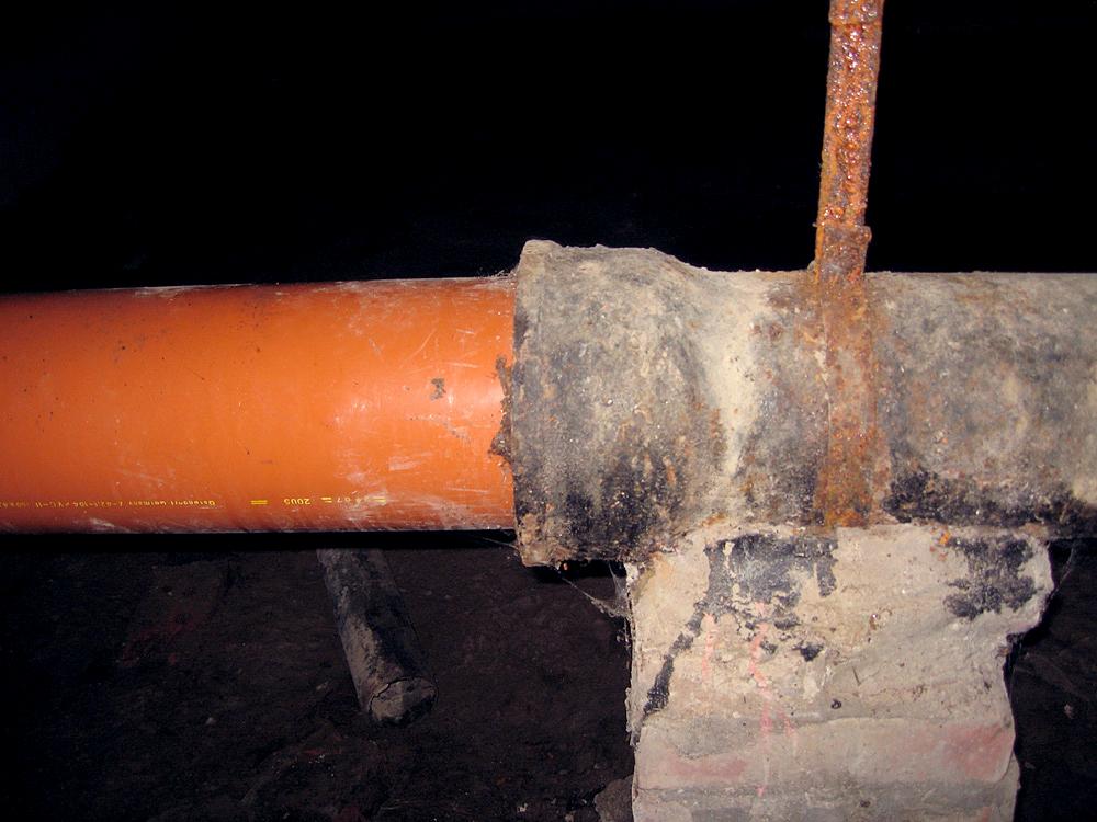 Как заделать течь в трубе: экстренные способы без перекрытия водопровода