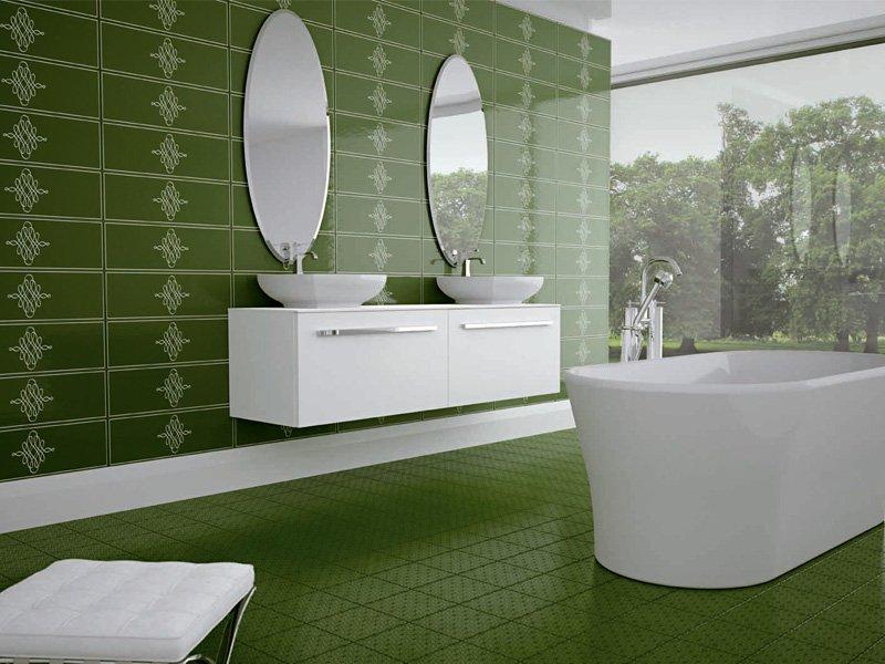 10 материалов, пригодных для отделки стен в ванной комнате   строительный блог вити петрова