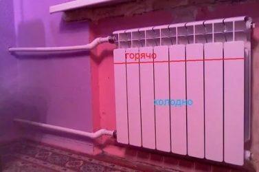 10 причин: почему стояк горячий, а радиатор отопления еле теплый