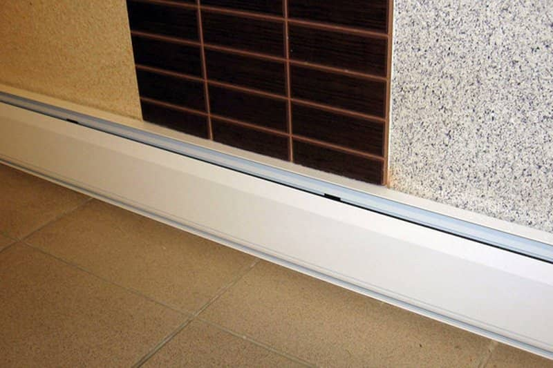 Плинтусное отопление: описание, принцип работы | отопление дома и квартиры