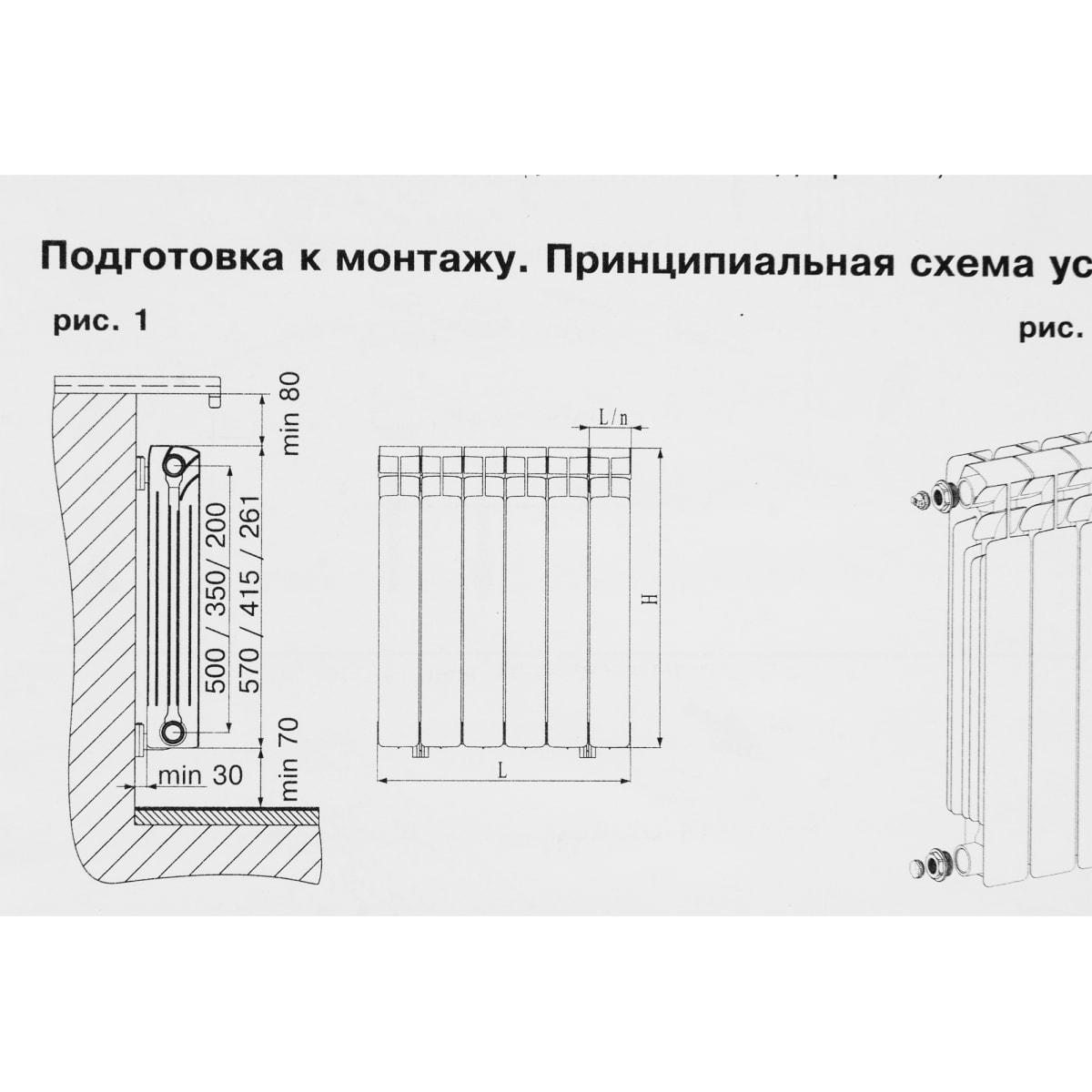 Характеристики алюминиевых радиаторов радиаторы отопления алюминий, параметры, сколько весит отопительный радиатор