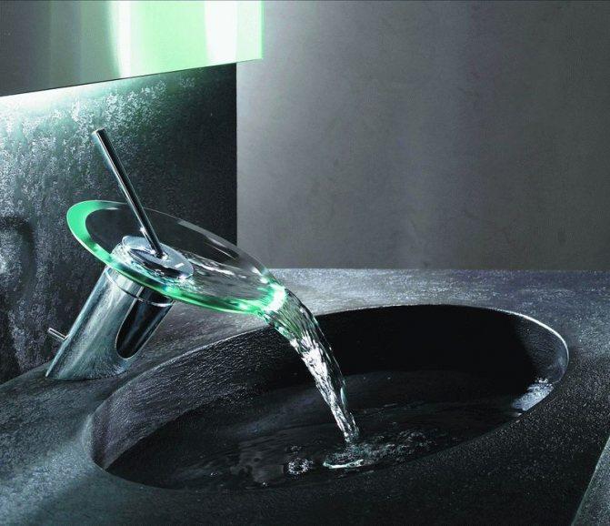 Смеситель водопад: для раковины в ванну, для кухни, как выбрать, отзывы и рейтинг топ 5