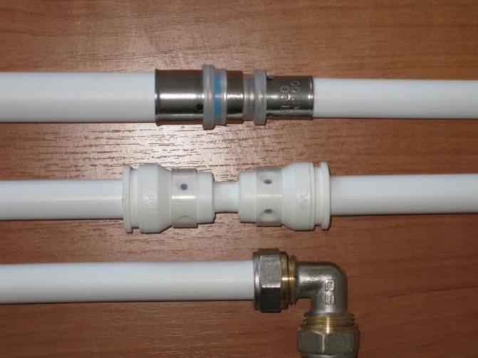7 советов, какие трубы из сшитого полиэтилена для теплого пола, отопления и водоснабжения лучше выбрать