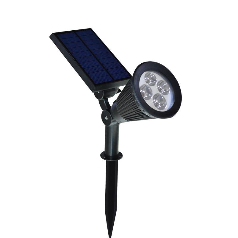 Уличное освещение на солнечных батареях: автономные светильники