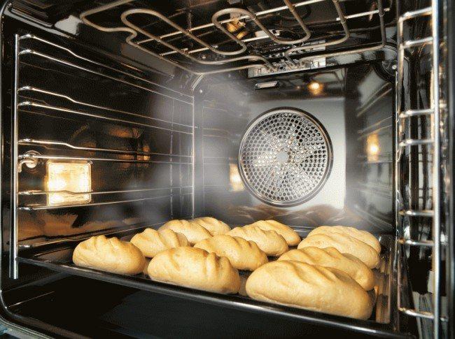 Конвекция в духовке: для чего нужна; обозначение режима конвекции