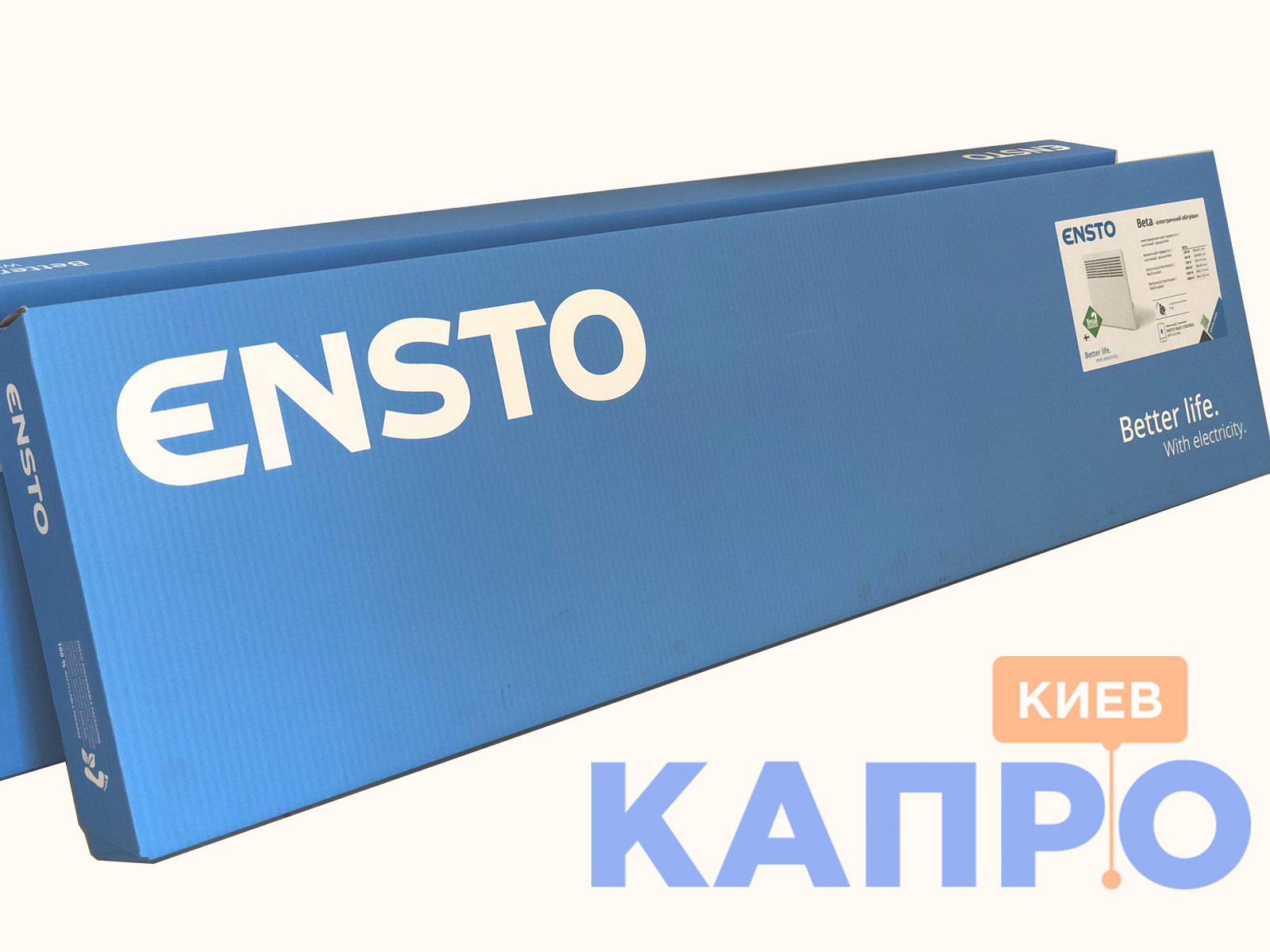 Электрические финские конвекторы ensto
