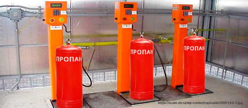 Можно ли на заправке заправить газовый баллон