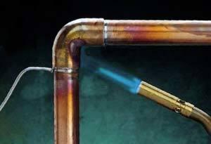 Как паять медные трубы правильно: инструкция, фото и видео уроки пайки холодным, горячим и твердым припоем
