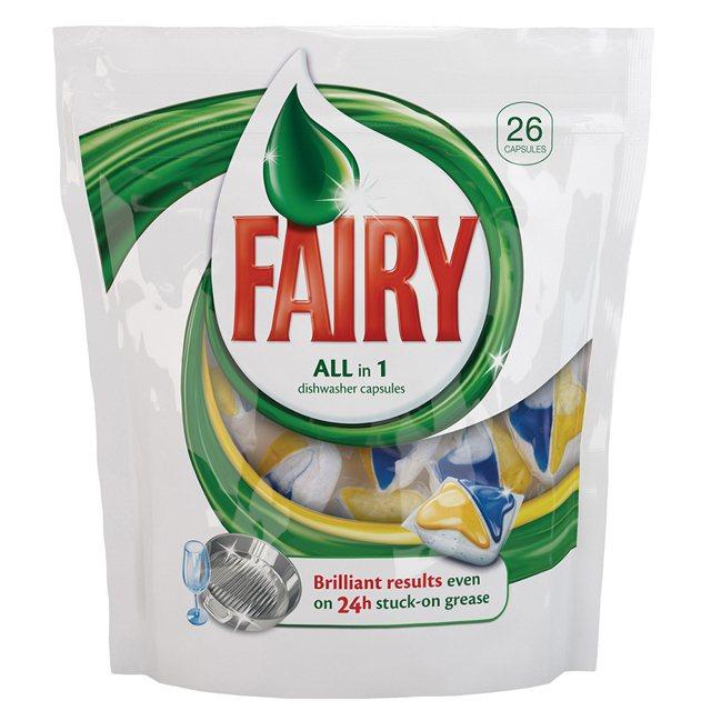 Таблетки fairy для посудомоечной машины: обзор продуктовой линейки и отзывы покупателей. применение капсул фейри в посудомоечных машинах