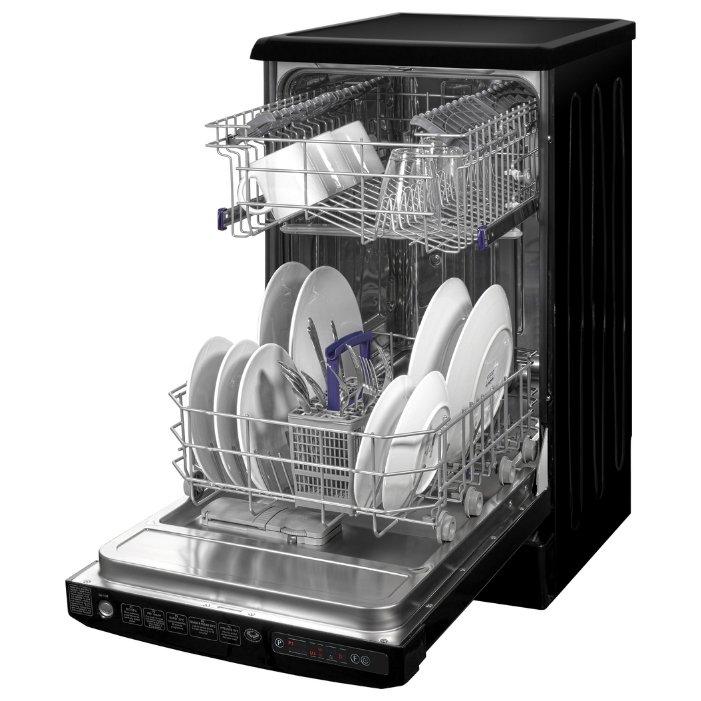 Обзор лучших моделей недорогих посудомоечных машин