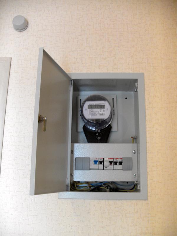Электрический щиток под счетчик электроэнергии и автоматы: сборка и установка своими руками, виды квартирных и уличных щитов и боксов для электросчетчика