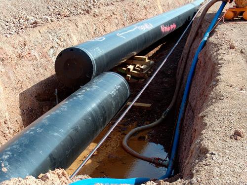 Прокладка газопровода: технология и способы прокладки газопровода к частному дому и квартире