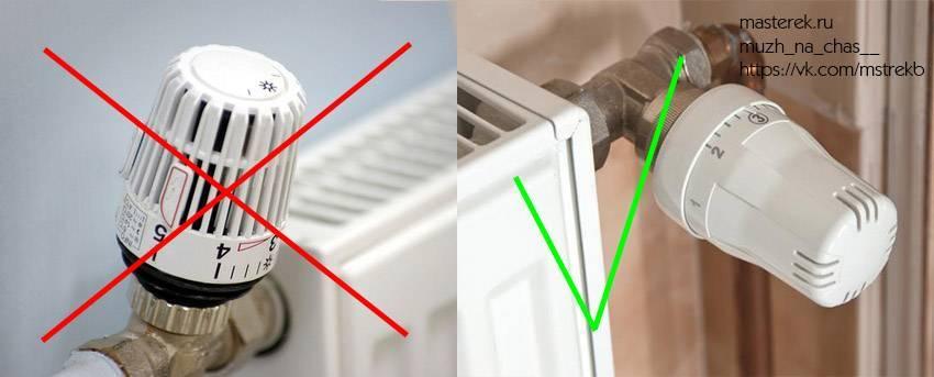 Термоголовка для радиатора отопления: устройство, принцип работы, плюсы использования, виды, особенности монтажа, советы и рекомендации